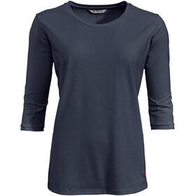 VAUDE Skomer 3/4 T-Shirt Women, azul